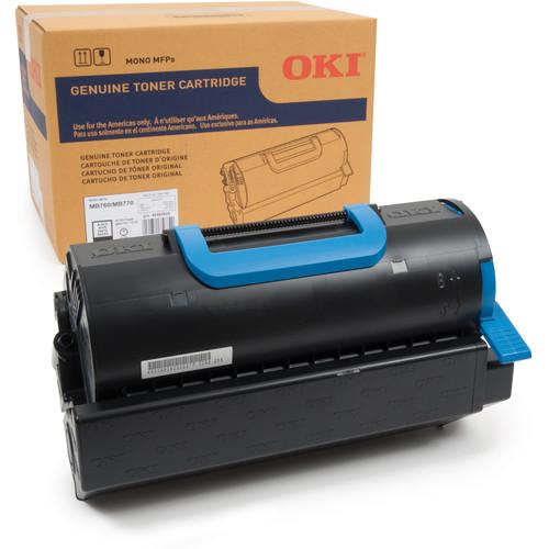 OKI High-Capacity Toner Cartridge for MB770 Series / MB760 Printers