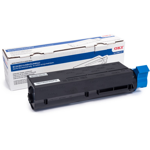OKI 12K Toner Cartridge