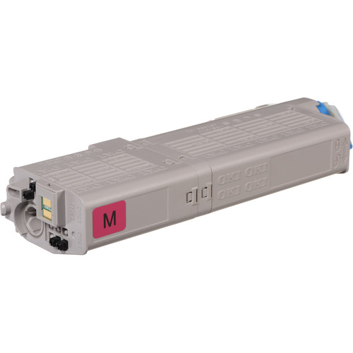 OKI 3K Magenta Toner Cartridge for C532 & MC573 Printers