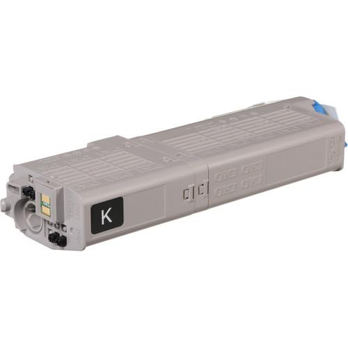 OKI 3K Black Toner Cartridge for C532 & MC573 Printers
