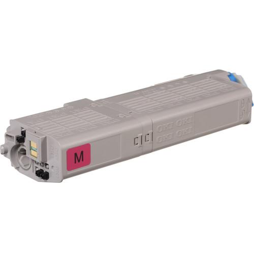 OKI 6K Magenta Toner Cartridge for C532 & MC573 Printers