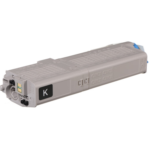 OKI 7K Black Toner Cartridge for C532 & MC573 Printers