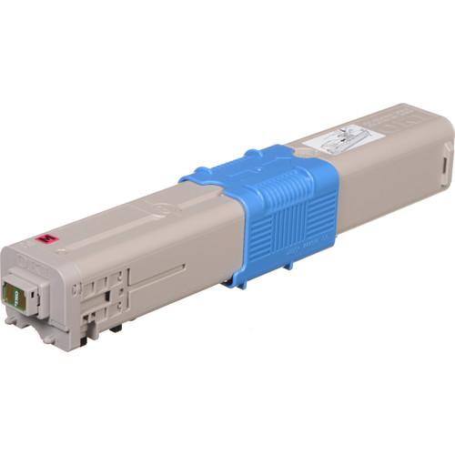 OKI 46508702 3K Magenta Toner Cartridge