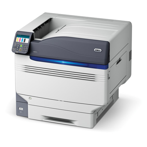 OKI C911dn Color LED Printer