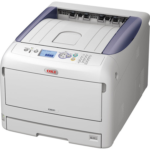 OKI C831dn Color Laser Printer