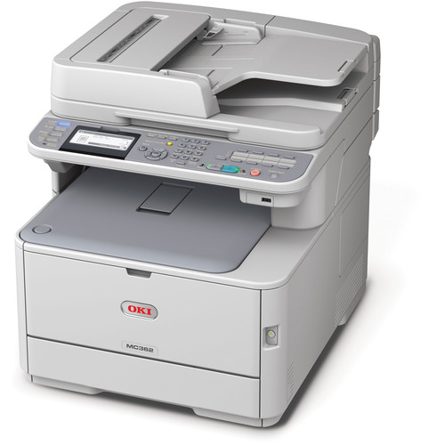 OKI MC362w Color All-in-One LED Printer