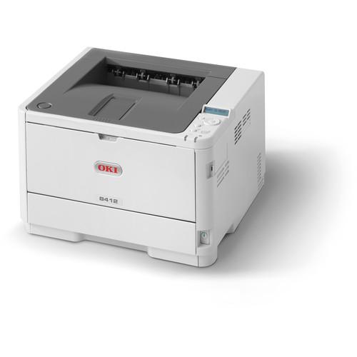 OKI B412dn Monochrome LED Printer