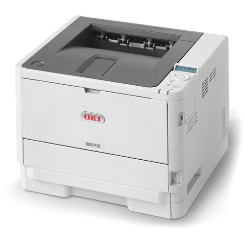 OKI B512dn Monochrome LED Printer