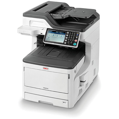 OKI MC873dn All-in-One Color LED Printer