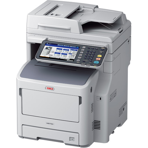 OKI MB760+ Wireless All-in-One Monochrome LED Printer