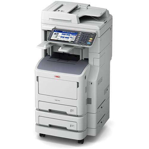 OKI MB770f+ All-in-One Monochrome LED Printer