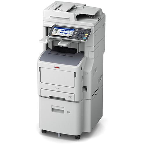OKI MB770fx+ All-in-One Monochrome LED Printer