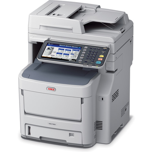 OKI MC770+ Wireless All-in-One Color LED Printer