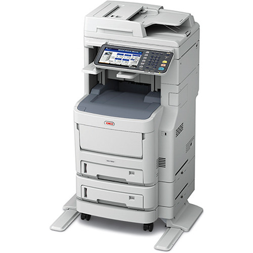 OKI MC780f+ All-in-One Color LED Printer