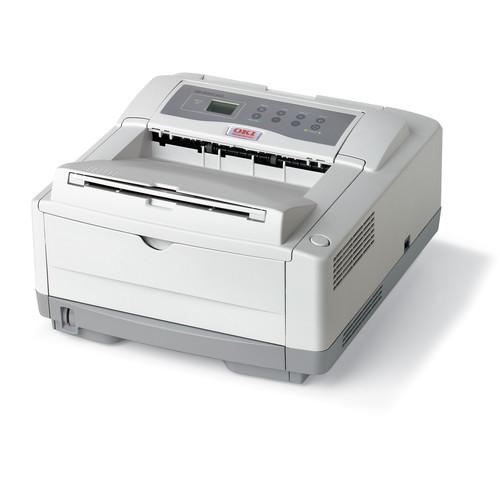 OKI B4600n Monochrome LED Printer with PostScript (Beige)