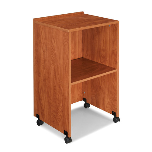 Oklahoma Sound Lectern Base (Cherry Laminate)