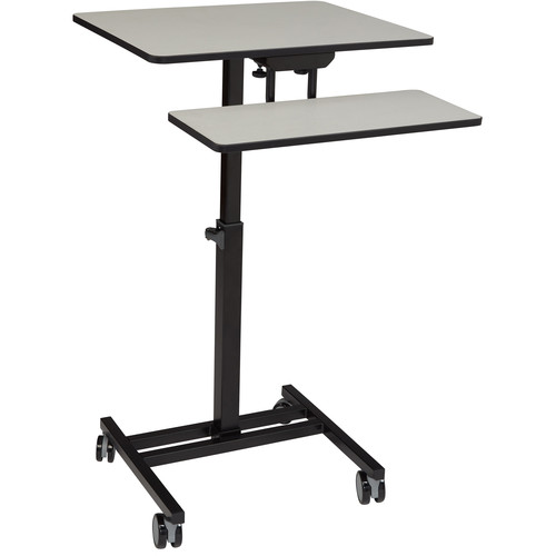 Oklahoma Sound EduTouch Sit & Stand Cart