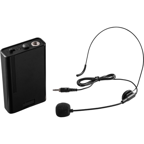 Oklahoma Sound Headset Wireless Microphone for Pro Audio System