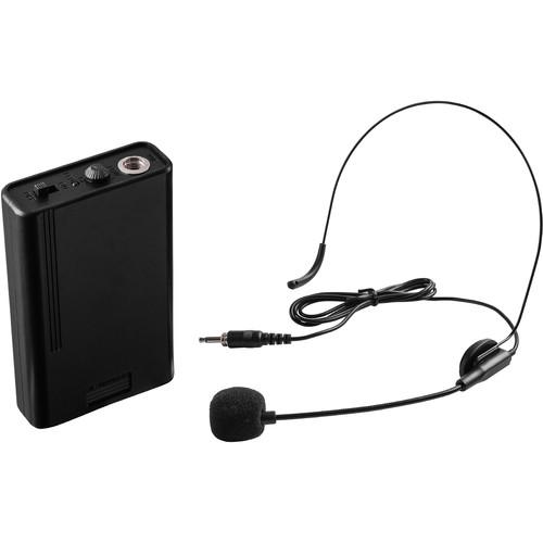 Oklahoma Sound Headset Wireless Microphone for PRA-8000