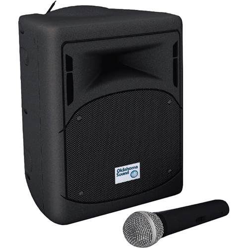 Oklahoma Sound PRA-8000 Pro Audio Public Address System