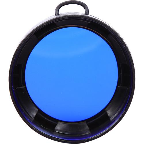 Olight Blue Filter for M20, M20SX Flashlights