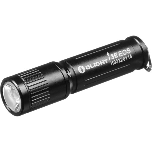 Olight I3E EOS Flashlight (Black)