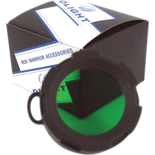 Olight FM20 Green Filter for Select Flashlights