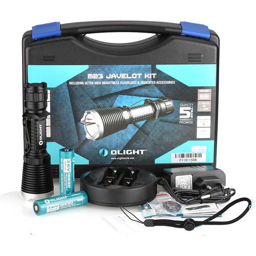 Olight M23 JavelotKit LED Flashlight