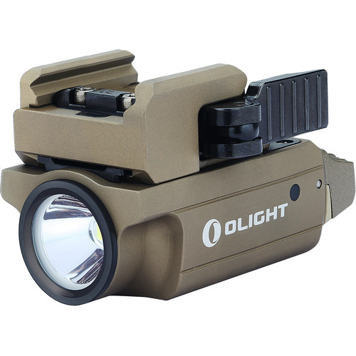 Olight PL-Mini 2 Valkyrie Weapon Light (Tan)