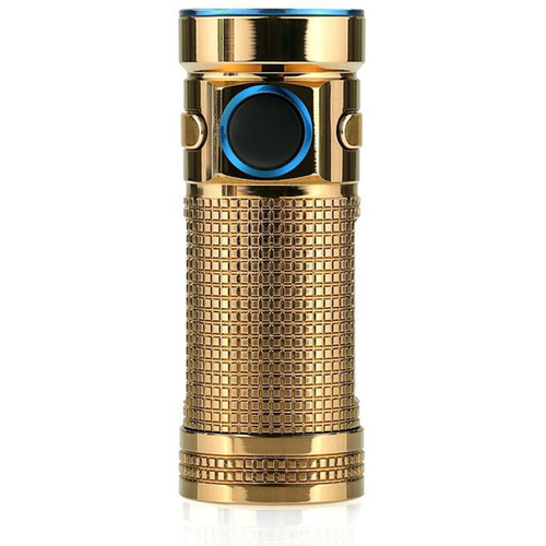 Olight S Mini CU Flashlight (Rose Gold)