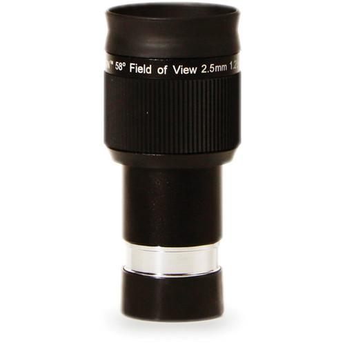"Olivon 2.5mm 58° Wide Angle Plossl Eyepiece (1.25"")"