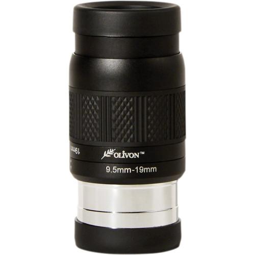 "Olivon 9.5-19mm 2x Deluxe Zoom Eyepiece (1.25"" / 2"")"