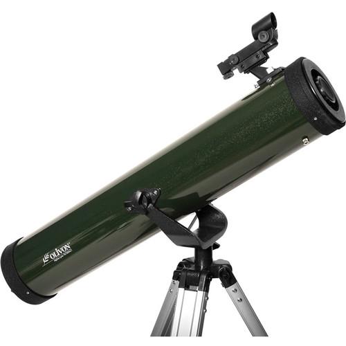 Olivon 76mm Alpha Lyra 76/700 AZ-1 ReflectorTelescope