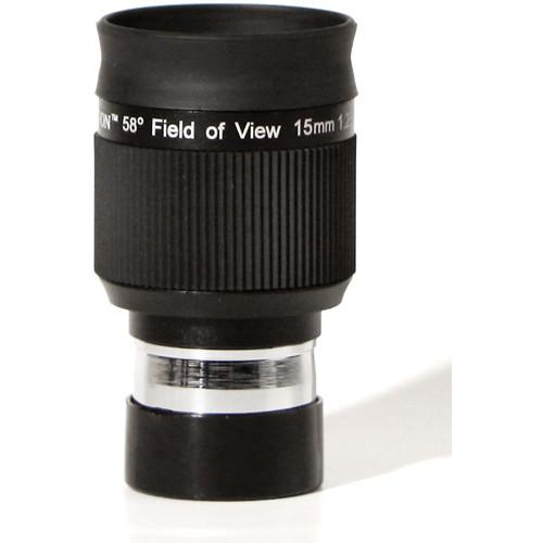 "Olivon 15mm 58° Wide Angle Plossl Eyepiece (1.25"")"