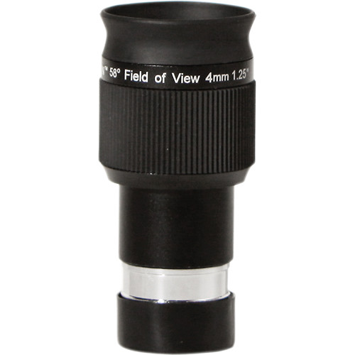 "Olivon 4mm 58° Wide Angle Plossl Eyepiece (1.25"")"