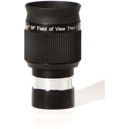 "Olivon 7mm 58° Wide Angle Plossl Eyepiece (1.25"")"