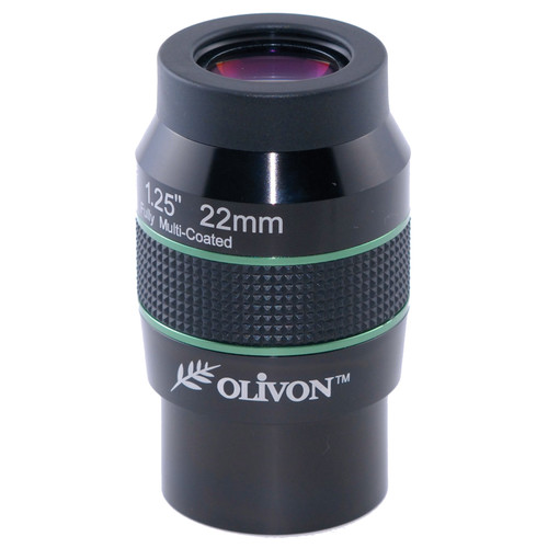 "Olivon 22mm 70° Wide-Angle Eyepiece (2"" / 1.25"")"