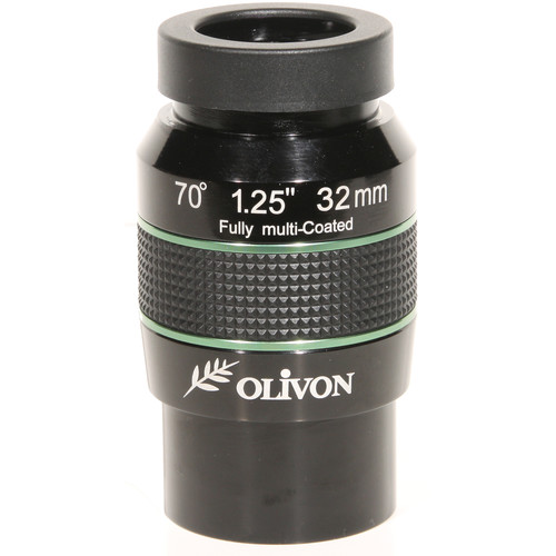 "Olivon 32mm 70° Wide-Angle Eyepiece (2"")"