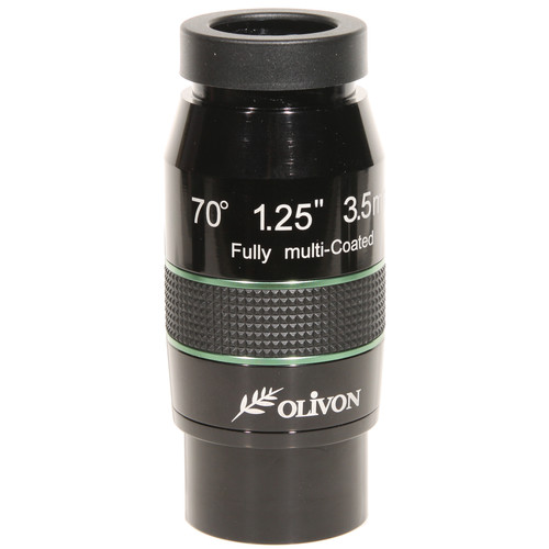 "Olivon 3.5mm 70° Wide-Angle Eyepiece (2"" / 1.25"")"