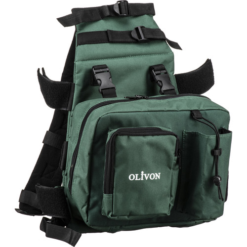Olivon PodTrek Backpack (Green)