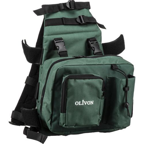 Olivon PodTrek Backpack (Green)