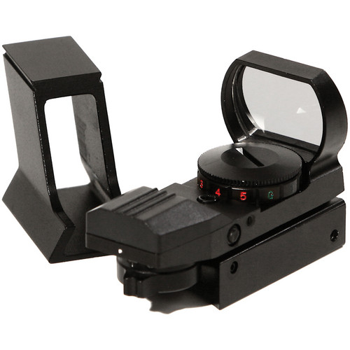 Olivon Multi-Reticle Finderscope with Base