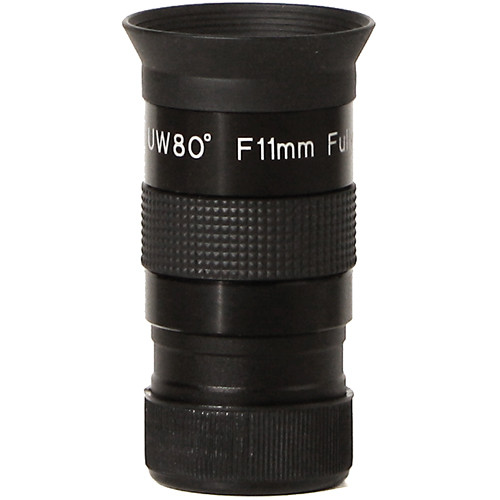 "Olivon 11mm 80° Super Wide Angle Eyepiece (1.25"")"