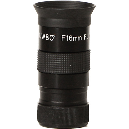 "Olivon 16mm 80° Super Wide Angle Eyepiece (1.25"")"