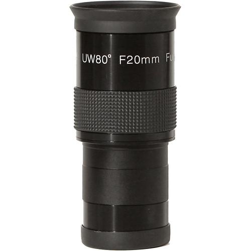 "Olivon 20mm 80° Super Wide Angle Eyepiece (2"")"