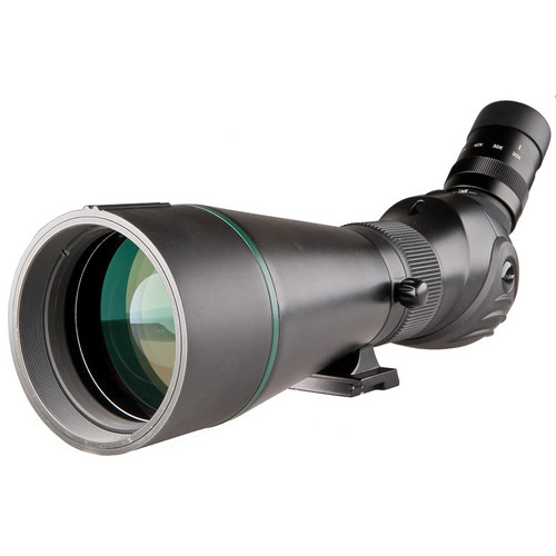 Olivon T-84EDO 20-60x84 Spotting Scope (Angled View)