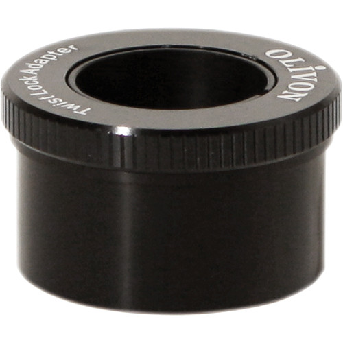 "Olivon Twist-Lock Eyepiece Adapter (1.25"" to 2"")"