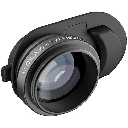 olloclip Macro 7x + 14x Essential Lenses
