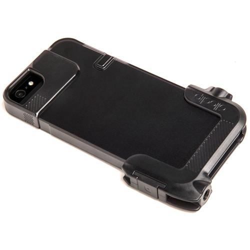 olloclip Quick-Flip Case for iPhone 5 (Black)