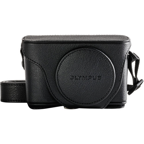 Olympus Custom Fit Case & Body Jacket for SH-50 Camera (Black)
